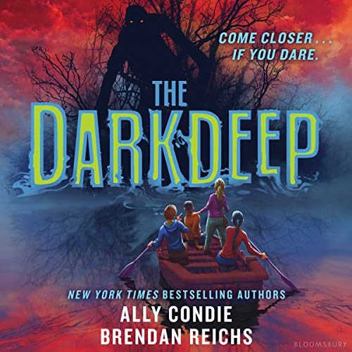 The Darkdeep audiobook cover art