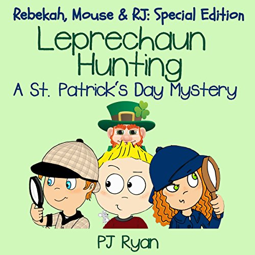 Leprechaun Hunting: A St. Patrick's Day Mystery cover art