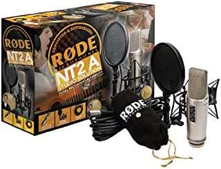 """RØDE NT2ARode NT2-A Multi-Pattern Dual 1"""" Condenser Vocal Microphone"""