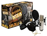 Rode NT2A Anniversary Vocal Multi-Pattern Dual Condenser Microphone Package