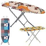 TruGood Folding Ironing Board Iron Table with...