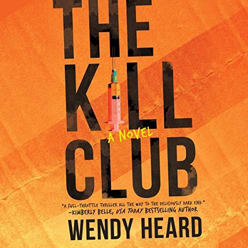The Kill Club audiobook cover art