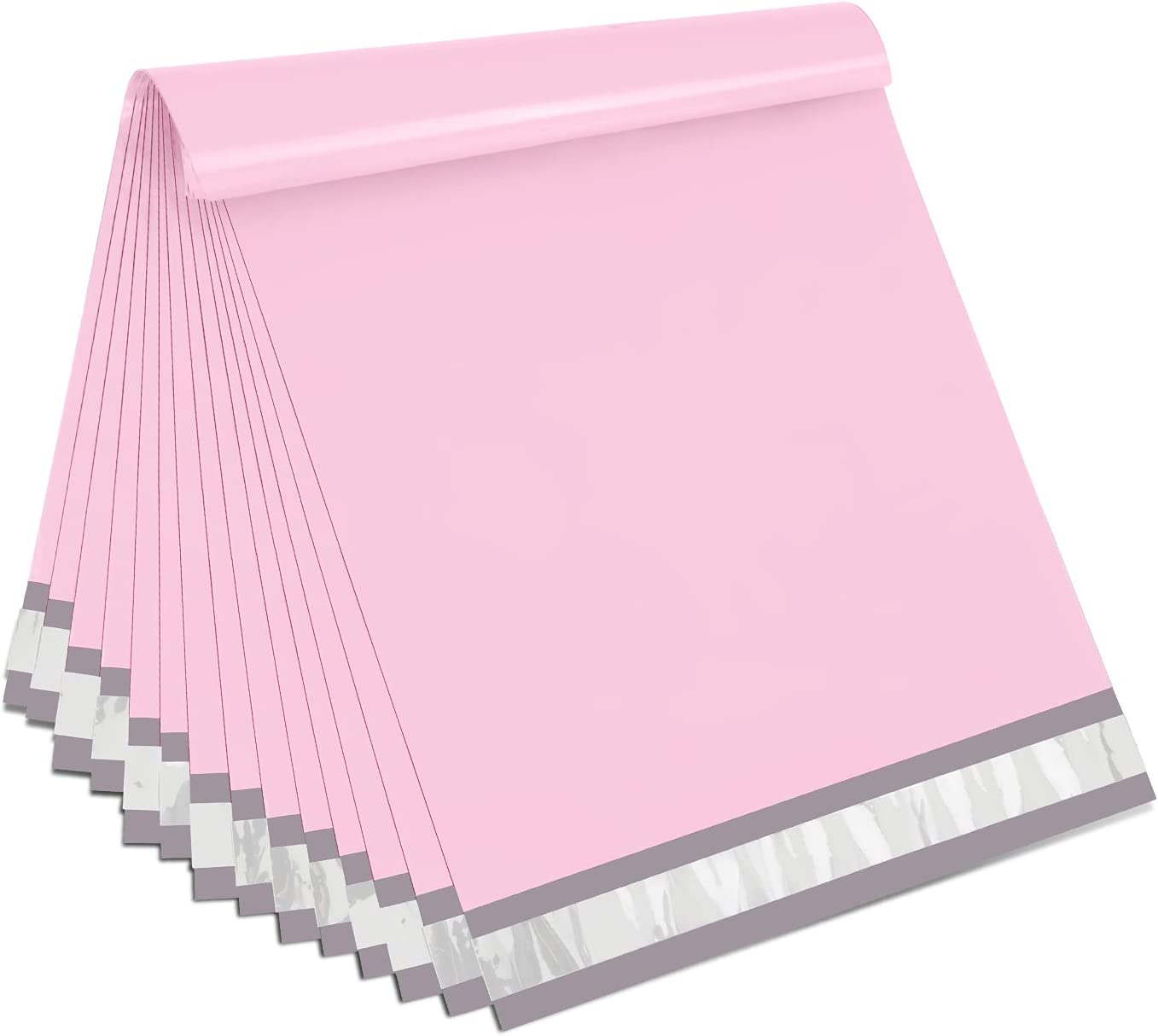 TOMVYTER 200PC Poly Mailers 12x16 Envelopes Mailing Inch Ba Clearance SALE Max 83% OFF Limited time Pink