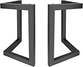 Stalen Tafelpoot Tafelpoot Industrieel 2 stuks DIY Frames Poten Voorzien van Complete Accessoires voor Meubilair voor Woon...