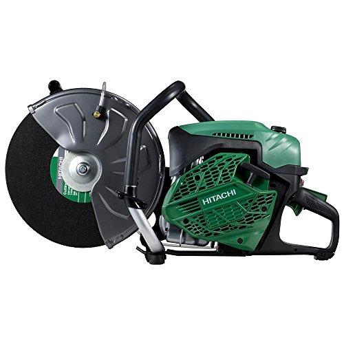 Hitachi CM75EBP - Cortadora a gasolina disco 355 mm 75 cc