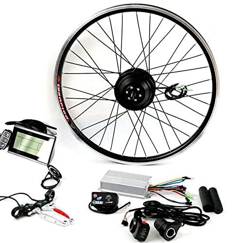CHEIRS Kit de Rueda de Bicicleta Eléctrica 36V 250W 20