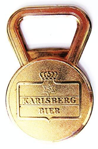 Karlsberg Brauerei - 100 Jahre - Flaschenöffner - Motiv 1