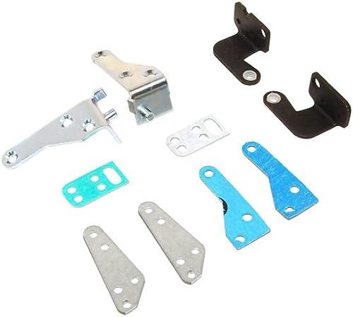 Slam Shut Door Roller Catch Metal Bracket /& Pin Kit for FLAVEL Oven Cooker