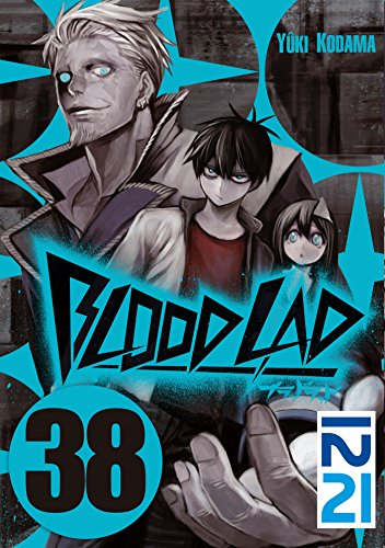 Blood Lad - chapitre 38
