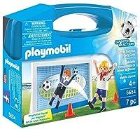 PLAYMOBIL Soccer Shootout Carry Case [並行輸入品]