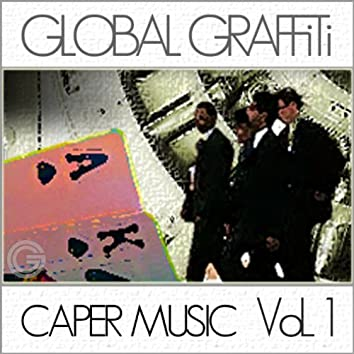 Screenmusic Series: Caper Music, Vol. 1
