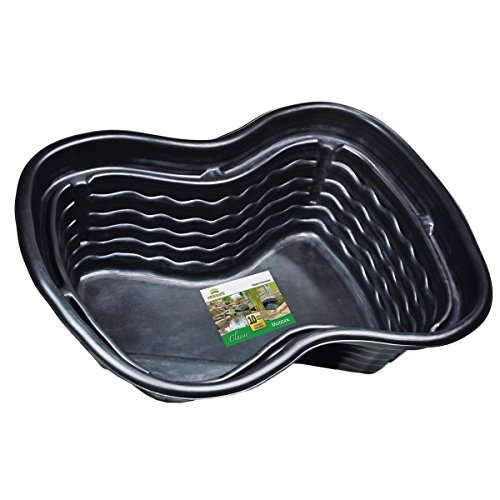 Heissner PE-Fertigteich Teichbecken 250 Liter nierenförmig