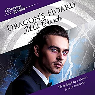 Dragon's Hoard audiobook cover art