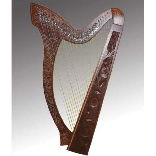 Hauteur 150cm XL Housse pour Harpe Camac 34 // 36 // 38 Cordes ~ Neuve /& Garantie