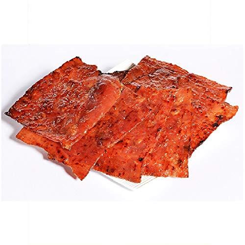 Malaysia Dried Meat Snacks Bak Kwa 500g (628MART) (Chicken Flavour, 12 Packs)