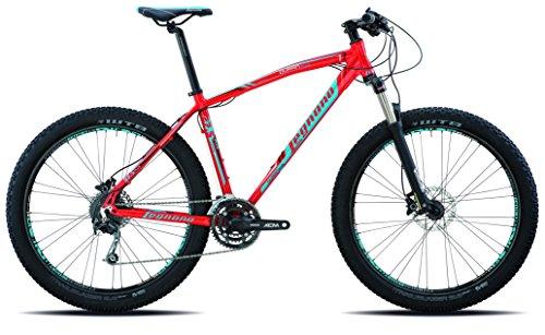 Legnano Ciclo 900 Duran Plus Deore, Mountain Bike Unisex – Adulto, Rosso, 40