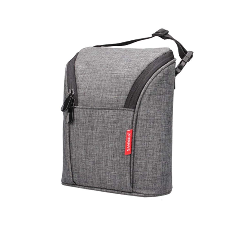 遠い生きる民間冷却パッケージアイスパック断熱パッケージポータブル冷蔵アルミホイルホット&コールド断熱バッグ