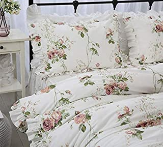 Juego de ropa de cama Annabelle Romantique Chic colcha / funda nórdica medidas 200 x 230 cm 2 fundas de almohada medidas 48 x 75 1 vestidura 160 x 200