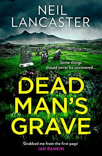 Dead Man's Grave Book Cover