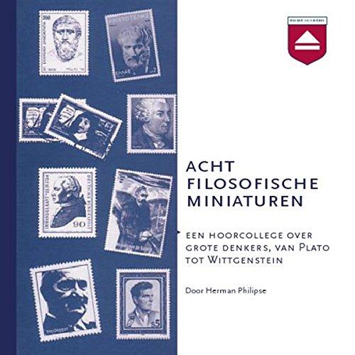 Acht filosofische miniaturen audiobook cover art
