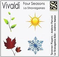 Vivaldi: 4 Seasons/La Stravaga