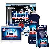 Finish - Kit completo Powerball Quantum Ultimate 4 Unidades