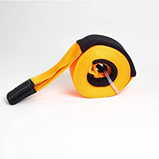 WIRE 9M 10CM Wide 13Ton Pull Power Pull On Polyester All Vehicle Strong Handles