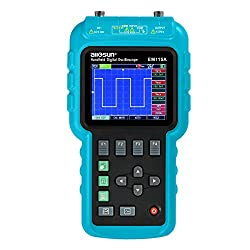 3 In1 Digital Oscilloscope Handheld by ALLOSUN