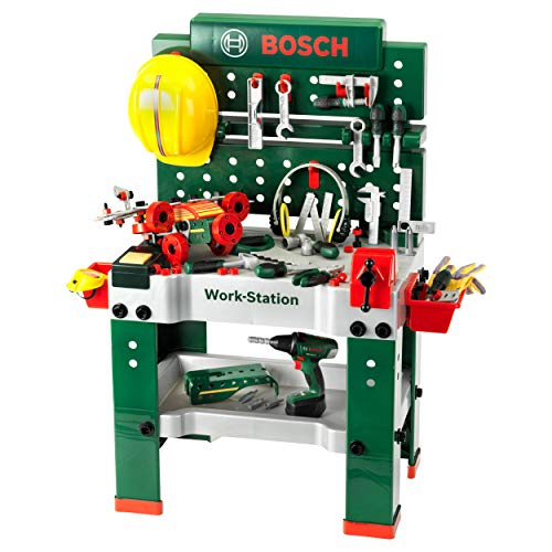 Theo Klein -   8485 Bosch Werkbank
