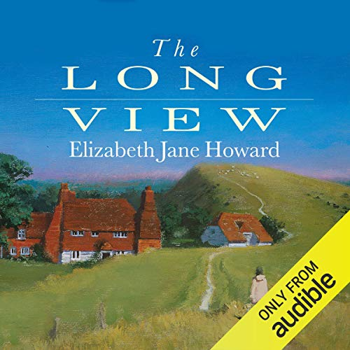 The Long View audiobook cover art