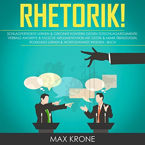 Rhetorik! Titelbild