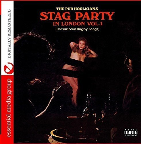 Stag Party in London-Uncensore