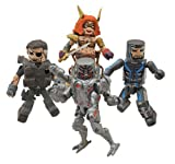 Diamond Select Toys Marvel Minimates Age of Ultron Action Figure Box Set by Diamond Select