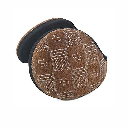 Paraorecchie Autunnali e Invernali Unisex Calda Bicicletta Scaldini per Le Orecchie Plus Orecchini Outdoor Warm Ear Bags Ear Lice (2pcs) (Colore : A)