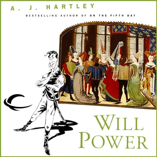 Will Power cover art