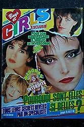 BOYS et GIRLS n° 286 20 au 26 juin 1985 Jeanne Mas France Gall Brigitte Bardot Isabelle Adjani