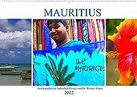 Mauritius - Inselparadies im Indischen Ozean (Wandkalender 2022 DIN A2 quer): Mauritius glaenzt mit einer vielfaeltigen Natur und bezaubernden Landschaften (Monatskalender, 14 Seiten )