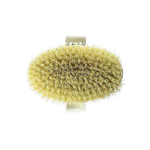 Dry Skin Body Brush, Natural Bristle, Remove Dead Skin and Toxins, Improves Skin's Health and Beauty