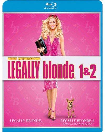 New life Legally Blonde 12 Trust Blu-ray BD DBFE