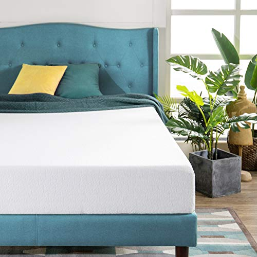 Zinus 8 Inch Green Tea Memory Foam Mattress / CertiPUR-US Certified / Bed-in-a-Box / Pressure Relieving, Twin XL