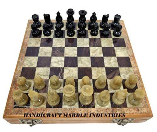 Harmon Chess, Borgov Chess, Gotham Chess, Wooden Chess...