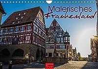 Malerisches Frankenland (Wandkalender 2022 DIN A4 quer): Die Schoenheiten Frankens in 12 Fotografien (Monatskalender, 14 Seiten )
