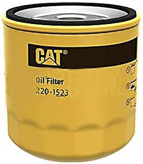 Caterpillar 2201523 220-1523 Engine Oil Filter Advanced High Efficiency Multipack (Pack of 2)