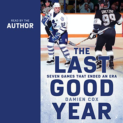 The Last Good Year audiobook cover art