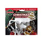 RM-International-5126-Christmas-Over-The-Edge-Set-3-Pieces-Cookie-Cutters-Normal-Stainless-Steel