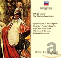 HORST STEIN - THE SIBELIUS RECORDINGS