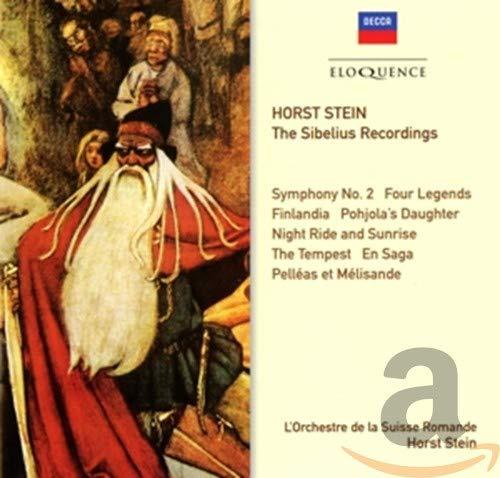 Horst Stein: die Sibelius-Aufnahmen