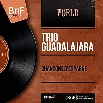 Chansons d'Espagne (Mono Version)