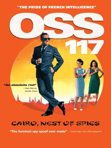 OSS 117: Cairo, Nest of Spies (English Subtitled)