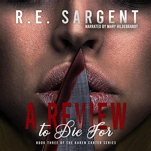 A Review to Die For Audiobook By R.E. Sargent cover art